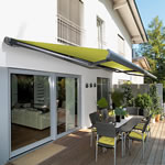 Fully Cassetted Awnings